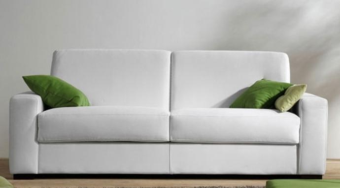 C mo limpiar un sof o un sof cama blanco sofas cama - Como limpiar un sofa ...