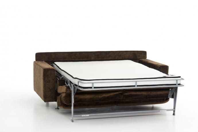 ¿ En qué consiste el sistema italiano de apertura de un sofá cama ?