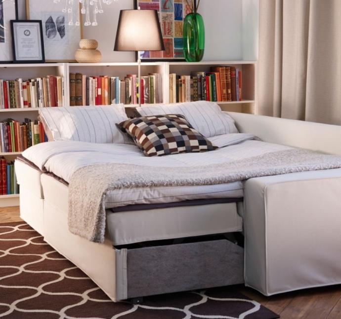 C mo organizar una habitaci n de invitados sofas cama cruces for Como organizar mi habitacion
