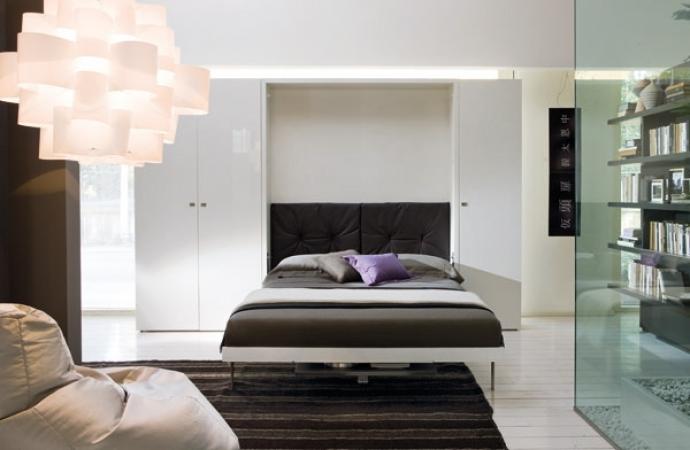 Muebles inteligentes para pisos pequeños