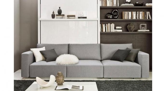 Muebles ideales para un sal n peque o sofas cama cruces for Muebles de salon pequenos