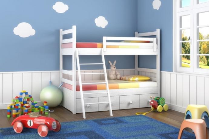 Qué no debe faltar en una habitación infantil