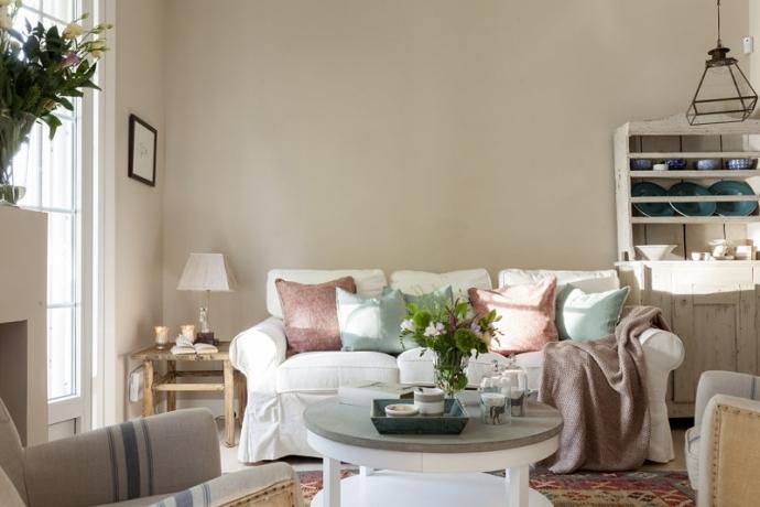 Comprar un sofá blanco, ¿sí o no? he ahí el dilema