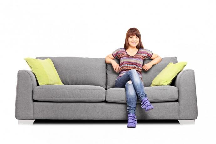 Cómo evitar que con el tiempo se deforme tu sofá