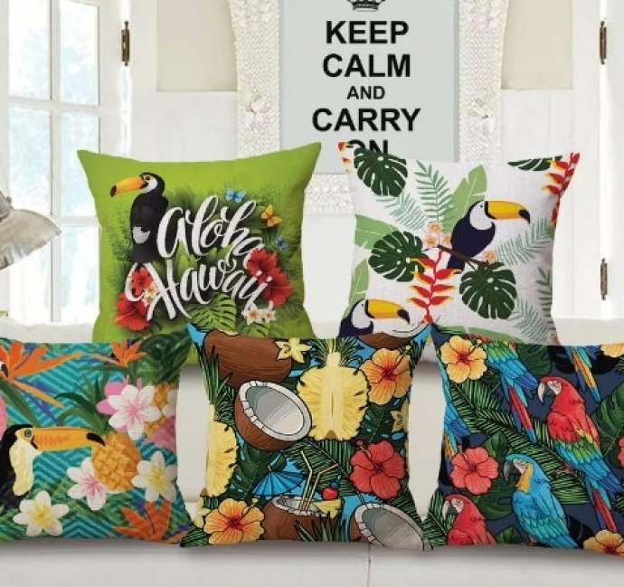 Cómo decorar tu sofá cama en verano, ¡consejos!