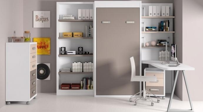 Ideas de muebles abatibles para negocios