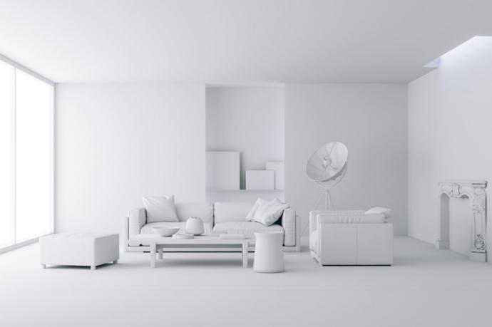 10 ideas para lucir un salón de estilo minimalista