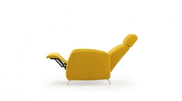Un sillón perfecto para personas altas