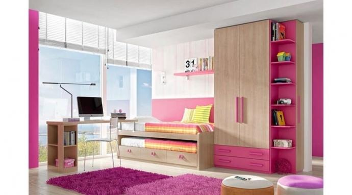 Ventajas de optar por habitaciones fabricadas en madera de haya