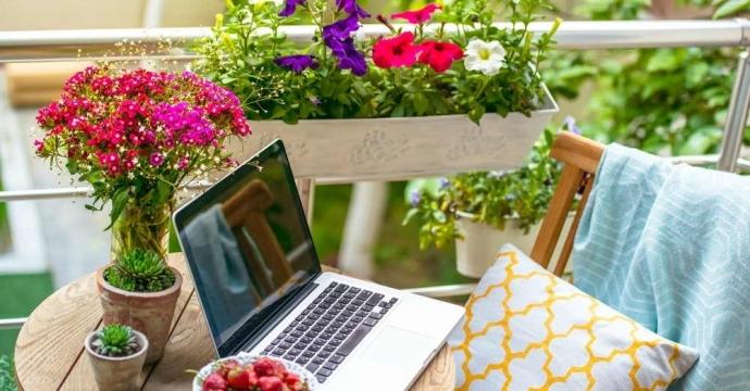 Cómo decorar tu terraza esta primavera