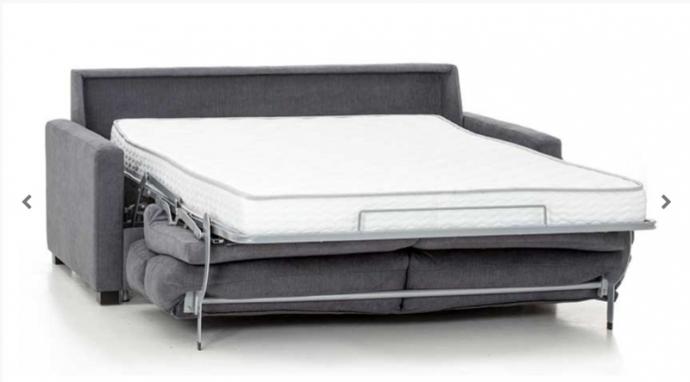 ¿Qué tipos de colchón puede llevar un sofá cama?