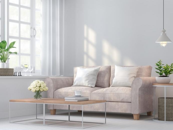 Cómo darle una vuelta a tu sofá