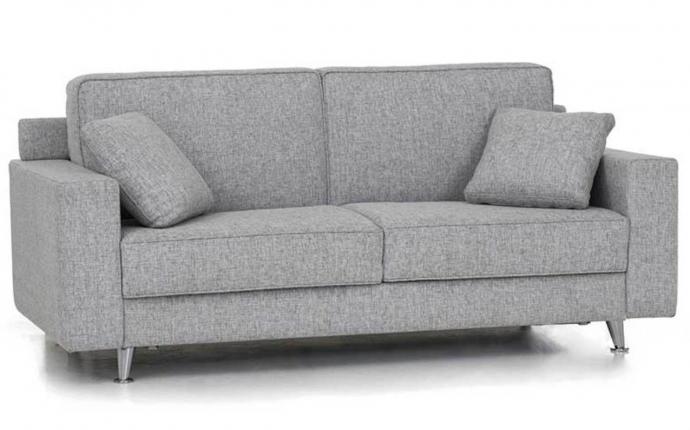 ¿Cómo puedo hacer una funda para un sofá cama?