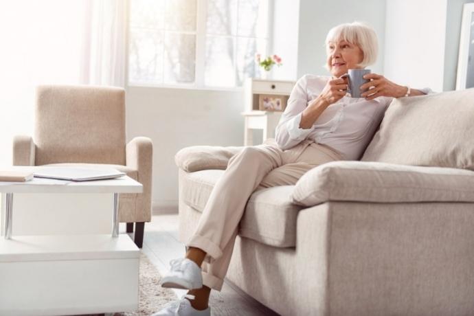 La importancia de un buen respaldo en tu sofá