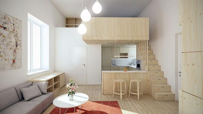 5 reformas de casa para ganar espacio