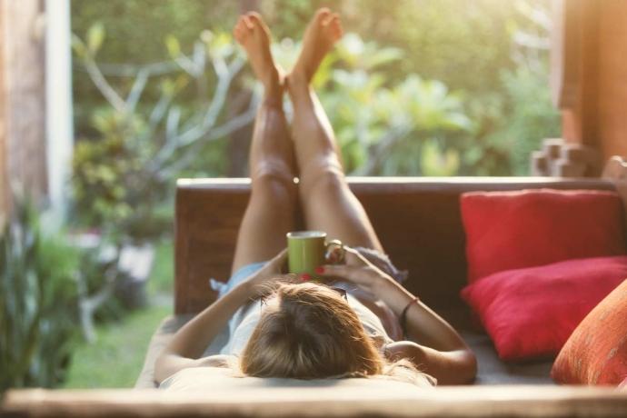 Sofás cama para crear ambientes chill out en terrazas