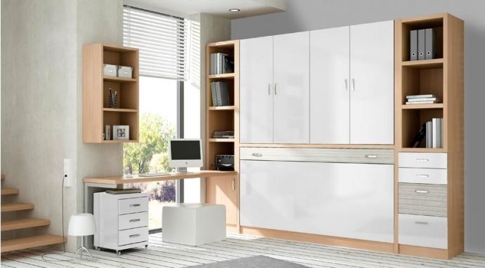 Mueble cama horizontal o vertical, ¿cuál elegir?