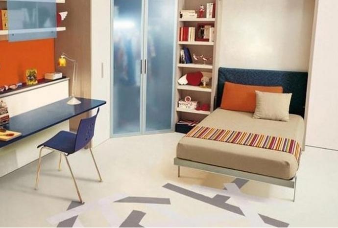 Maneras de guardar los zapatos en habitaciones sin tener espacio