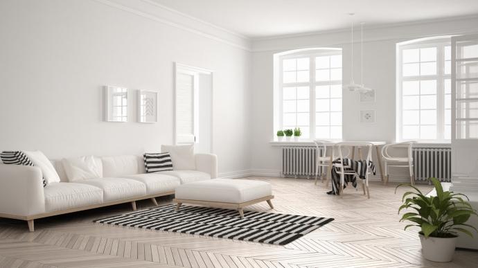 La gran duda de si comprar un sofá blanco: he aquí la respuesta