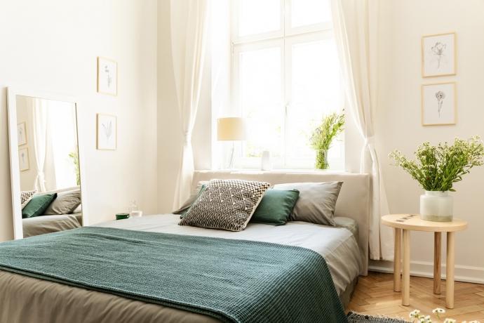 Cómo preparar tu habitación para la primavera en 8 pasos
