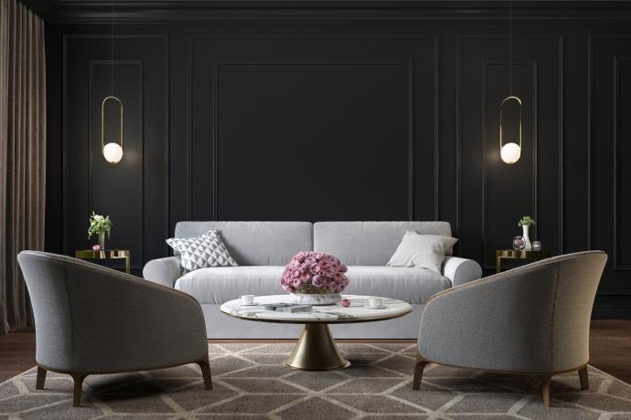 Cómo elegir el color perfecto para el sofá