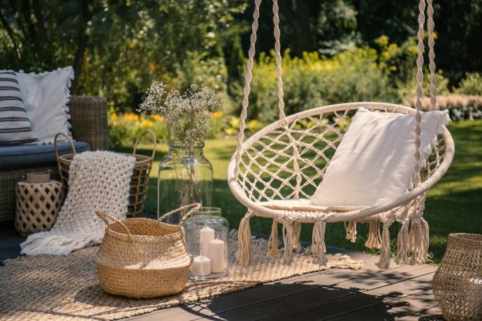 Cómo crear un jardín romántico en 8 sencillos pasos