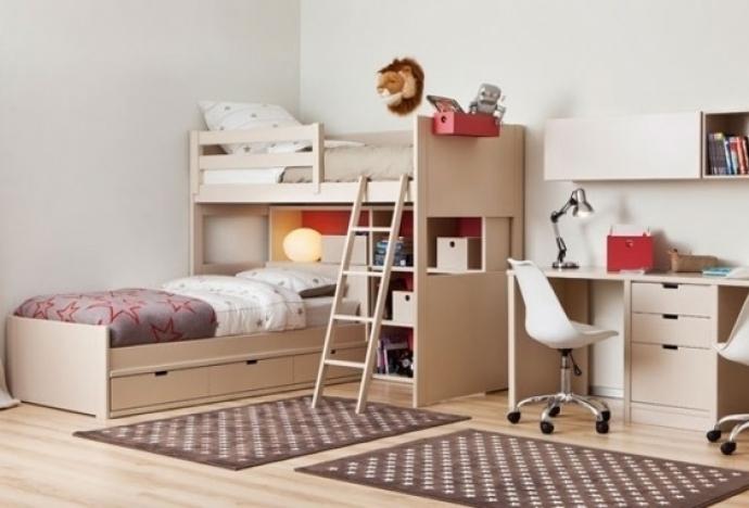 Mobiliario juvenil: cómo aunar diseño y comodidad en la habitación de tu hijo