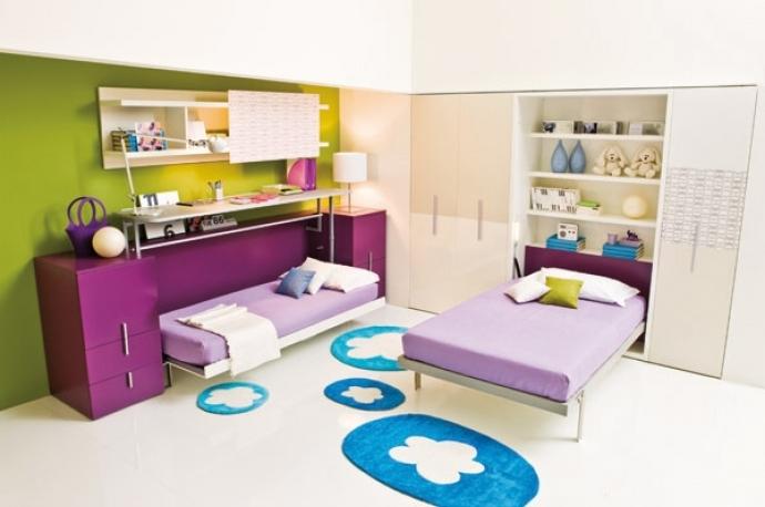 Camas abatibles horizontales o verticales sofas cama - Camas horizontales abatibles ...