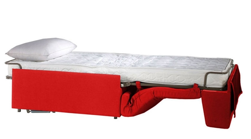 Sillón cama módulo abierto