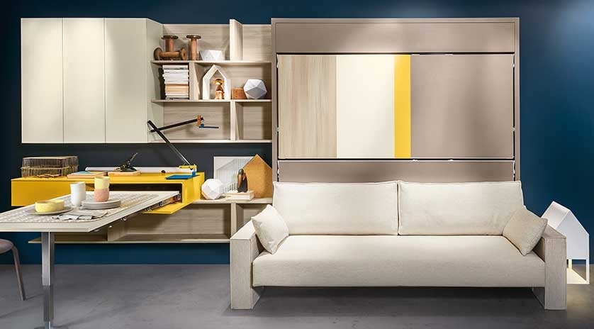 Sofá cama litera kali duo sofá Clei
