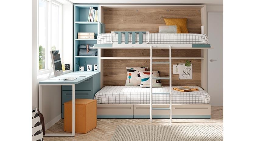 sof cama con cajones abajo y litera abatible sofas cama