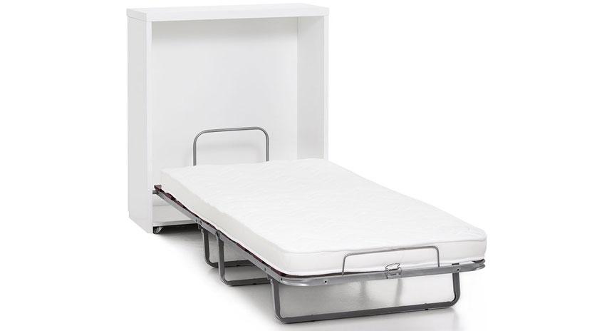 Mueble cama plegable lacado