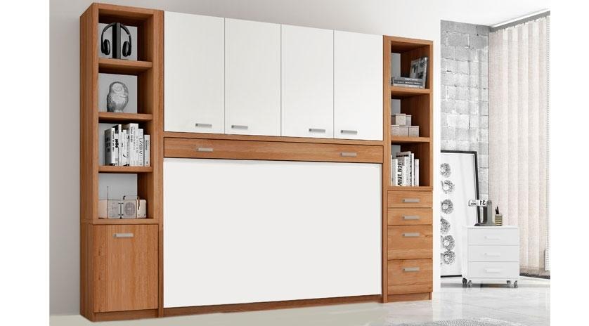 Muebles cama abatibles en horizontal | Sofas Cama Cruces