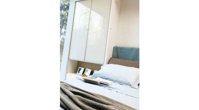 Mueble cama de matrimonio con sof sofas cama cruces - Mueble sofa cama ...