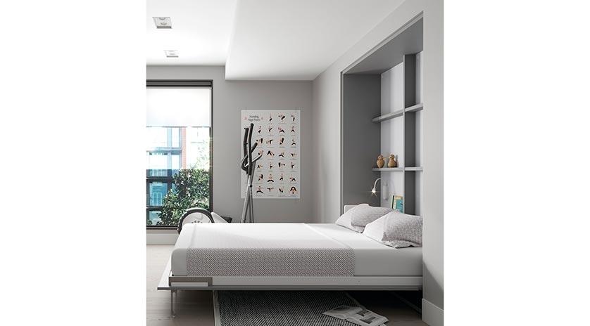 mueble cama abatible vertical