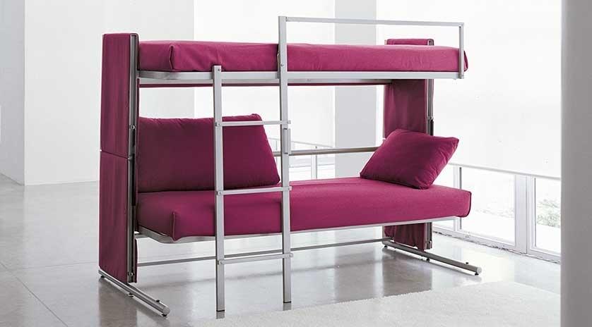 Elegante sof cama litera sofas cama cruces - Sofa cama cruces ...
