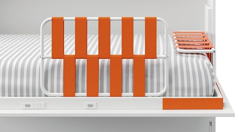 Muebles cama litera abatible horizontal