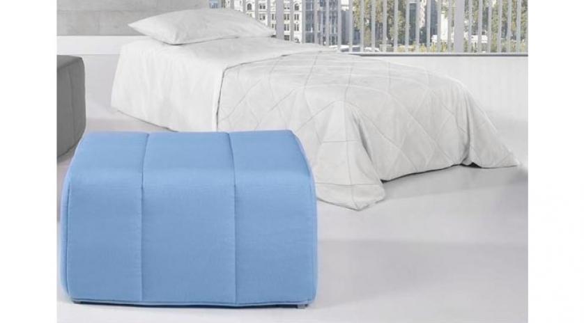 Puff cama básico conjumto