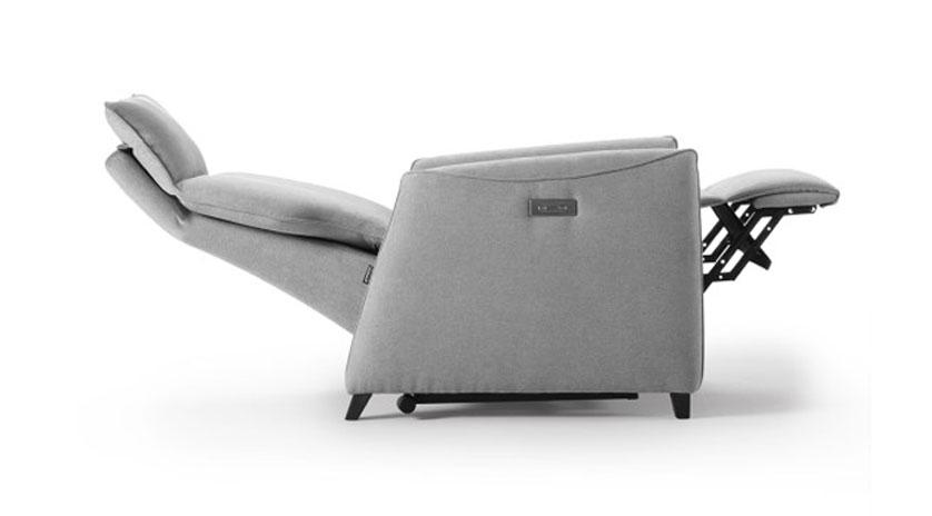 sillón relax pequeño y confortable