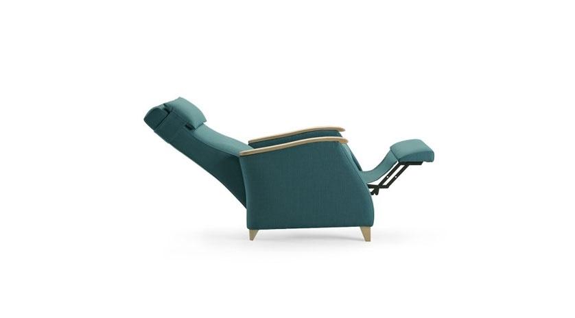 Sillón relax reclinable básico