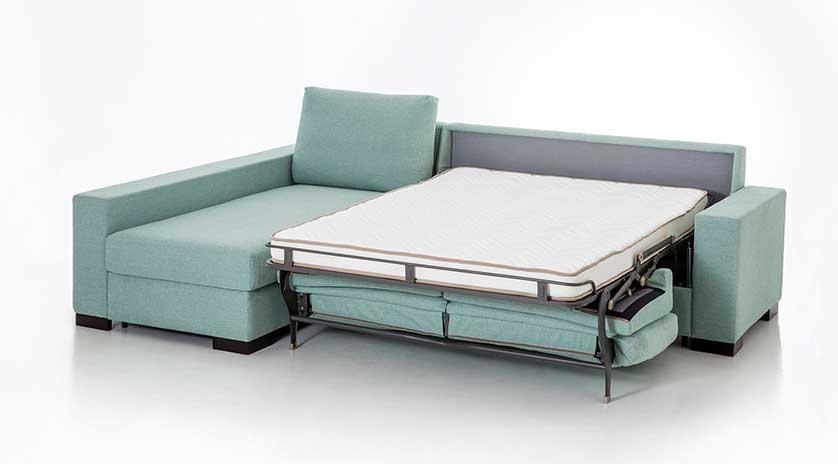 Sofá cama chaise longe