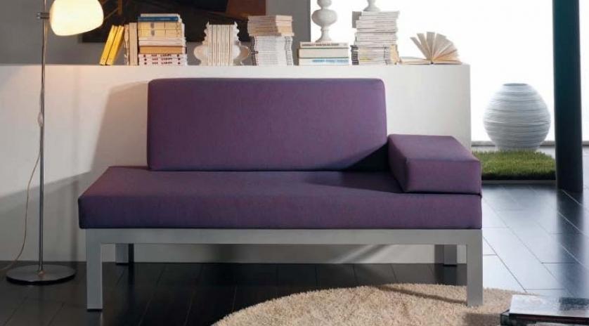 sofá cama horizontal sencillo