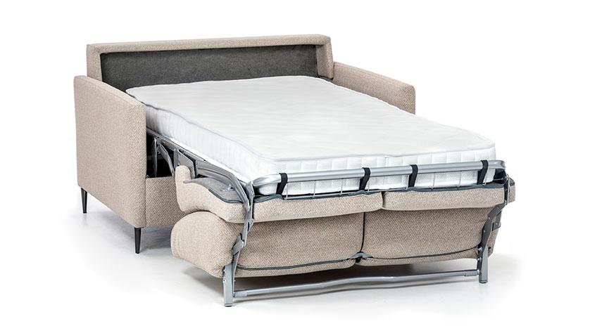 sofà cama pequeño con cama de 90 cm