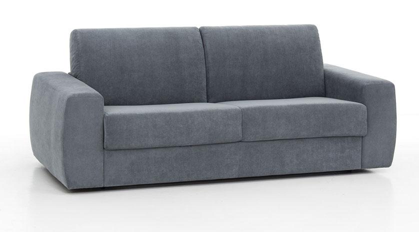 sofá cama diseño perspectiva