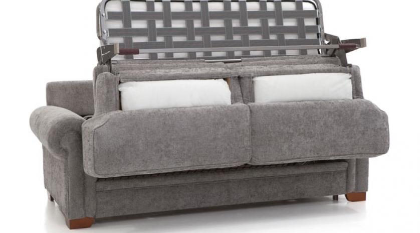 Sofá cama clásico apertura