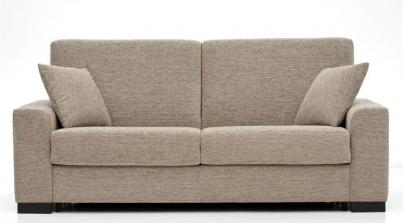 Sofá cama de línea actual