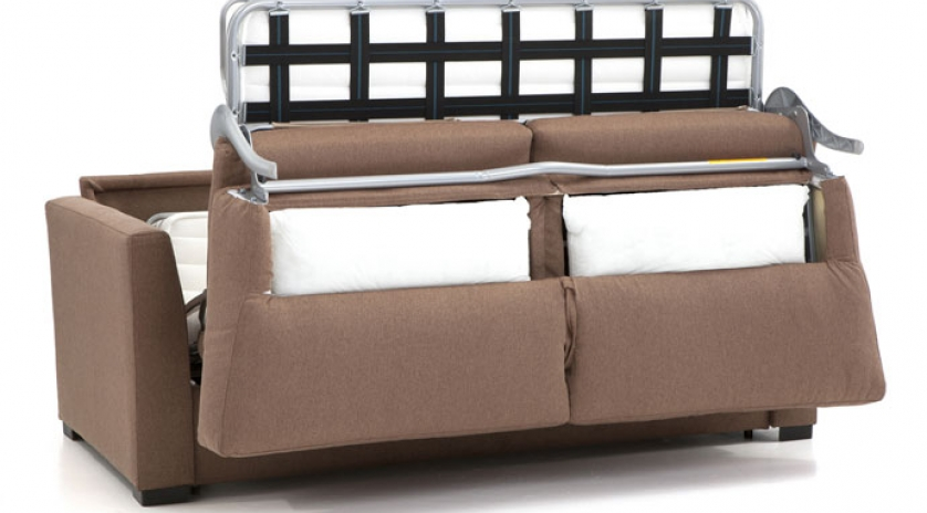 sofá cama de matrimonio apertura