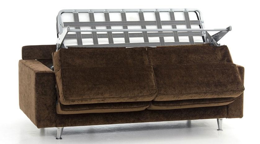 Sofá cama de diseño apertura