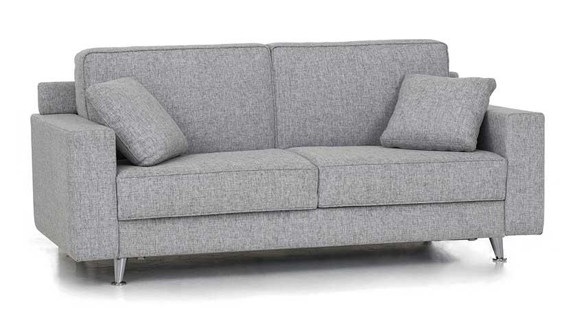 Sofá cama de diseño frontal