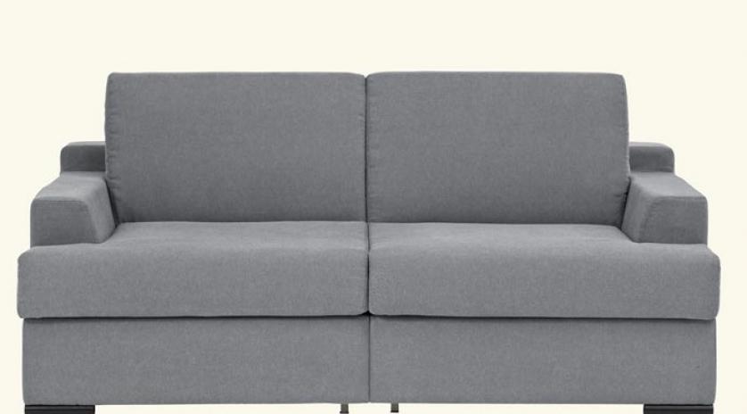 Sofá camas gemelas frontal